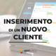 creare un nuovo cliente