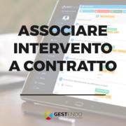 associazione interventi contratto assistenza